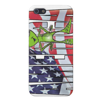 america is full of illegal aliens iPhone 5/5S case