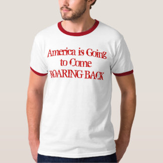 America is Going to Come ROARING BACK Romney shirt