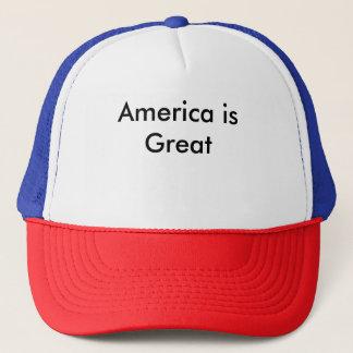America is great trucker hat