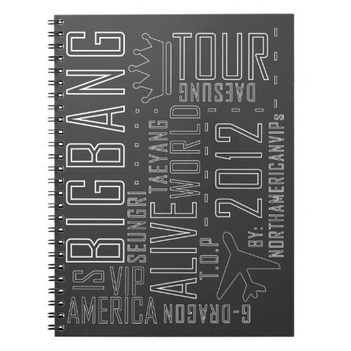 """America is VIP"" Notebook"