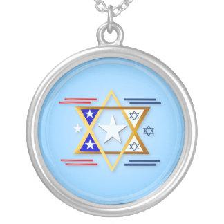 America-Israel Necklaces