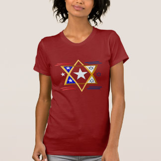 America-Israel Shirts
