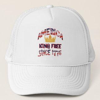 America King Free Trucker Hat