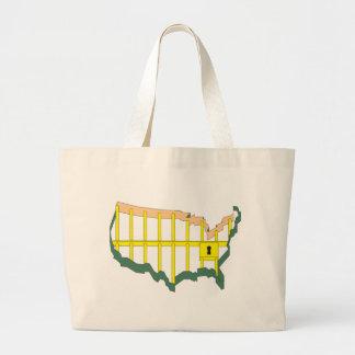 América la prisión bolsa