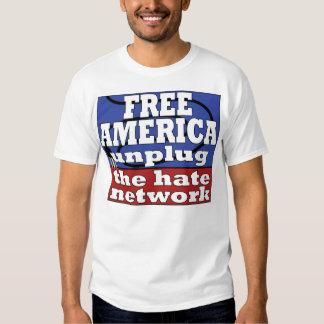 América libre playera