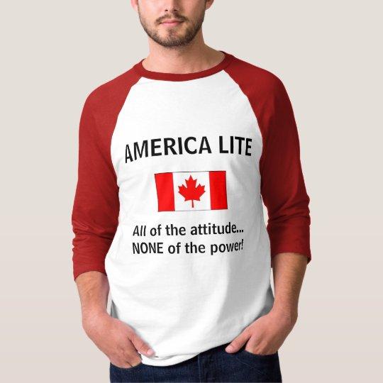 AMERICA LITE (Canada) T-Shirt
