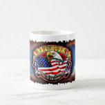 America, Love It or Leave It Classic White Coffee Mug