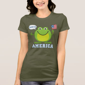 America, Love-it T-Shirt