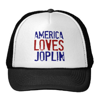 AMERICA LOVES JOPLIN HATS