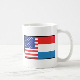 America Luxemborg Coffee Mug