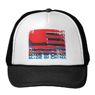 America Made in China - Layered Trucker Hat
