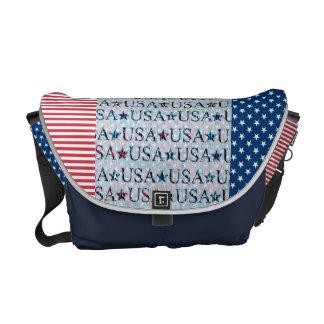 America Messenger bags for patriotic Americans