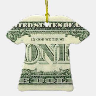 America money Ornament