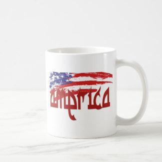 america coffee mugs