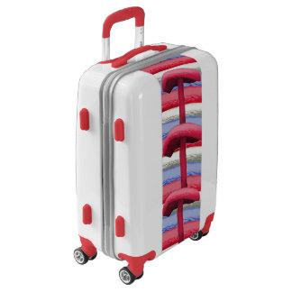 America Mushrooms Luggage