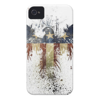América nacionalista Eagle Carcasa Para iPhone 4