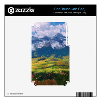America nature photography decal for iPod touch 4G