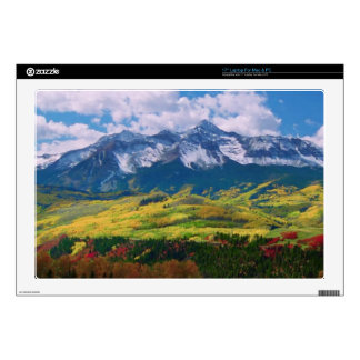 """America nature photography decals for 17"""" laptops"""