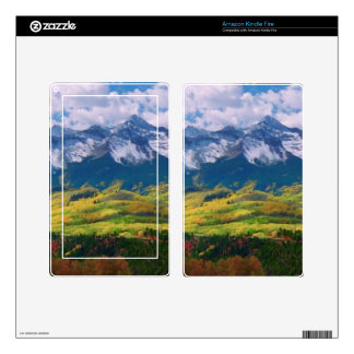 America nature photography kindle fire decal