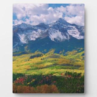 America nature photography plaque