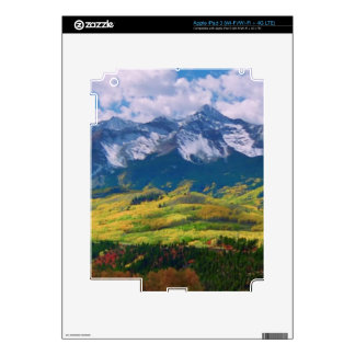 America nature photography skins for iPad 3