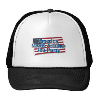 America Needs Another Tea Party Hat