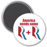 AMERICA NEEDS SOME R AND R.png Refrigerator Magnets