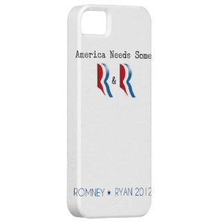 America Needs Some R&R - iPhone Case iPhone 5 Covers