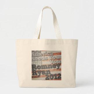 America Needs Your Vote Bags