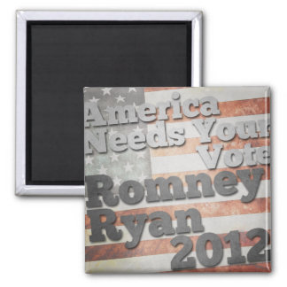 America Needs Your Vote Magnet