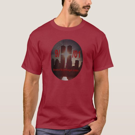 America Never Forgot Justice T-Shirt
