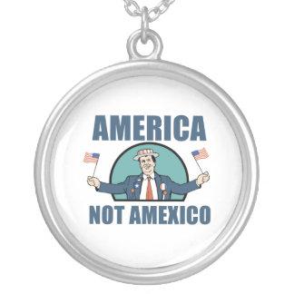 América no Amexico Colgante Redondo