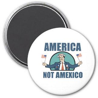 América no Amexico Imán Redondo 7 Cm
