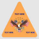 América no se olvida que el triángulo considera so calcomania trianguloada
