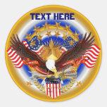 América no se olvida que Rnd satisface solamente v Pegatinas