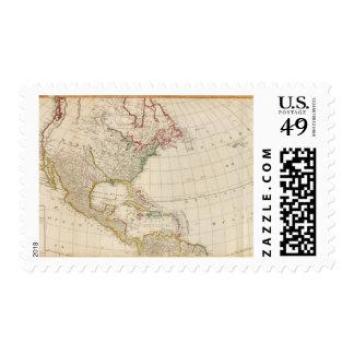 America north postage