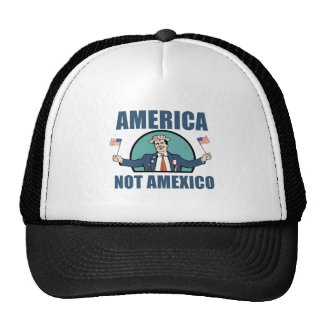 America not Amexico Hats