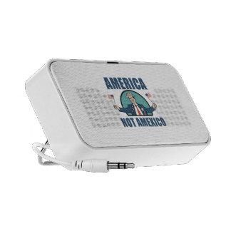 America not Amexico iPhone Speaker