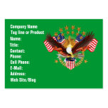 America Not forgotten Business Card Hz See Notes