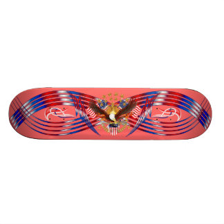 America Not Forgotten MP-1 Please See Notes Skateboard Deck