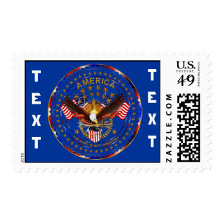 America Not Forgotten V-3 No Background Stamps