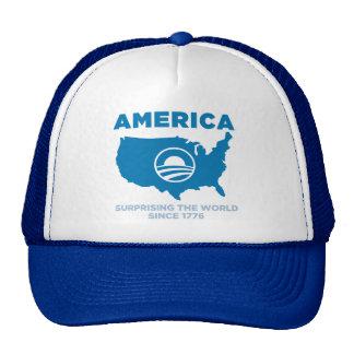 América Obama Gorra