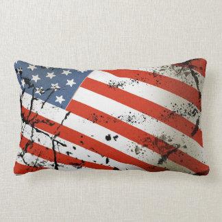 America of flags cushions