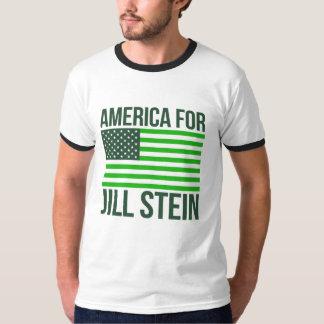 América para Jill Stein - - Jill Stein 2016 - Playera