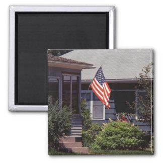 America Patriotic 045 Refrigerator Magnet