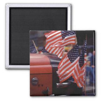 America Patriotic 046 Refrigerator Magnet