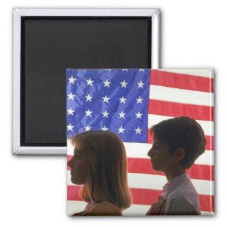 America Patriotic 505 Magnet