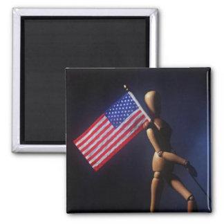 America Patriotic 775 Magnet