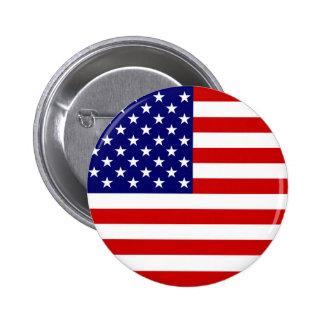 America Pinback Button