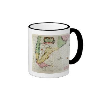 America, plate 17 from 'Le Nouveau et Grand Illumi Ringer Coffee Mug